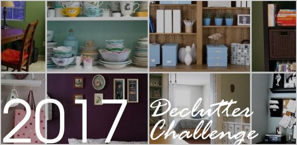 2017 Declutter Challenge